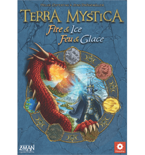 Terra Mystica Fire and Ice Exp Utvidelse/Expansion til Terra Mystica