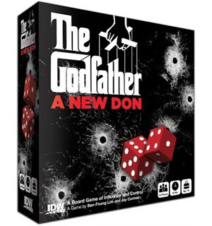 The Godfather A New Don Brettspill