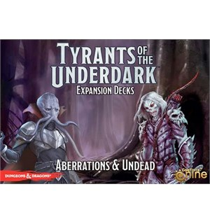 Tyrants of the Underdark Expansion Aberrations & Undead Dungeons & Dragons