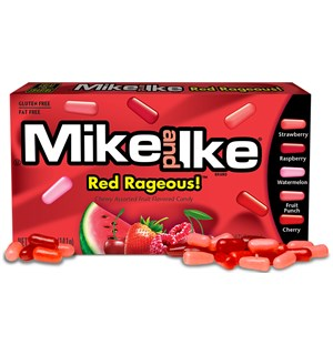 Mike and Ike RedRageous - 141g