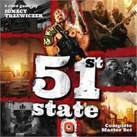 51st State Complete MasterSet Brettspil