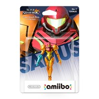 Amiibo Figur Samus Super Smash Bros Collection