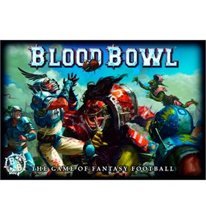 Blood Bowl 2016 Edition The Game of Fantasy Football