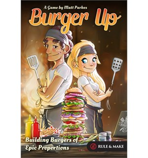 Burger Up Kortspill