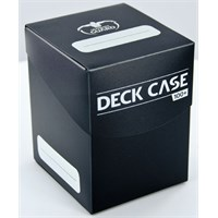 Deck Case Ultimate Guard 100+ Svart Samleboks for 100  kort m/dobble sleeves