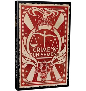 Firefly Crime & Punishment Expansion Utvidelse til Firefly The Game