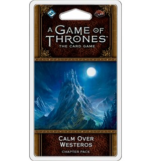 Game of Thrones TCG Calm over Westeros Utvidelse til Game of Thrones Card Game