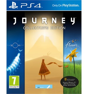 Journey Collectors Edition PS4