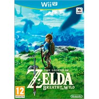 Legend of Zelda Breath of the Wild Wii U