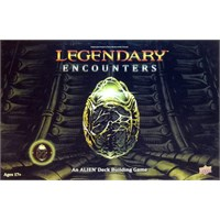 Legendary Encounters Alien Brettspill An Alien Deck Building Game