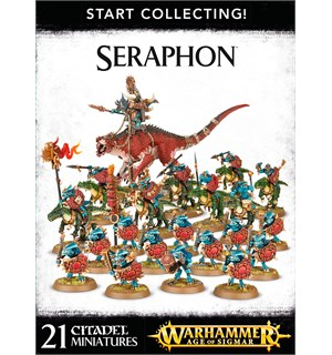 Seraphon Start Collecting! Warhammer Age of Sigmar