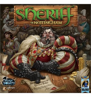 Sheriff of Nottingham Brettspill
