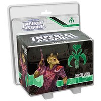 Star Wars IA Hired Guns Villain Pack Imperial Assault