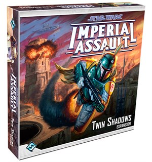Star Wars IA Twin Shadow Expansion Utvidelse til Star Wars Imperial Assault