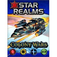 Star Realms Colony Wars Expansion Frittstående utvidelse til Star Realms