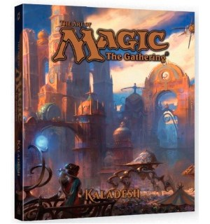 The Art of Magic the Gathering Kaladesh Bok