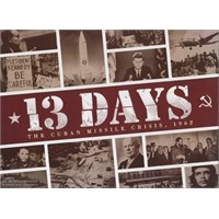 13 Days Kortspill The Cuban Missile Crisis 1962