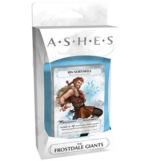 Ashes The Frostdale Giants Expansion Rise of the Phoenixborn utvidelse