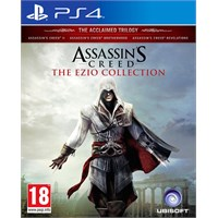Assassins Creed The Ezio Collection PS4 Ass. Creed 2 + Brotherhood + Revelations