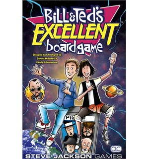 Bill Teds Excellent Boardgame Brettspill Bill & Ted's Excellent Boardgame