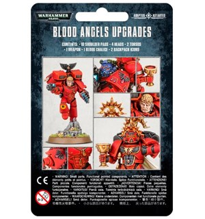 Blood Angels Upgrades Warhammer 40K
