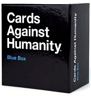 Cards Against Humanity Blue Box Expansion 4-5-6 i en pakke