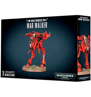Craftworlds War Walker Warhammer 40K