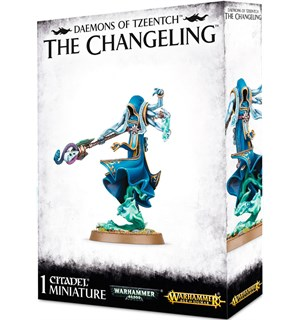 Daemons of Tzeentch The Changeling Warhammer 40K / Age of Sigmar