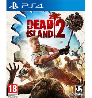 Dead Island 2 m/ bonus PS4 Pre-order og få Golden State Weapon Pack