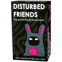 Disturbed Friends Kortspill