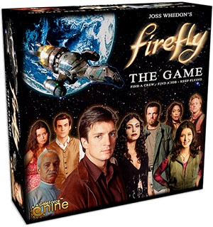 Firefly the Game Brettspill
