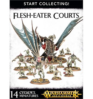 Flesh-Eater Courts Start Collecting Warhammer Age of Sigmar