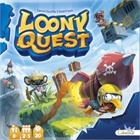 Loony Quest Brettspill