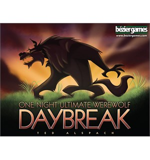 One Night Ultimate Werewolf Daybreak Exp Frittstående utvidelse/expansion