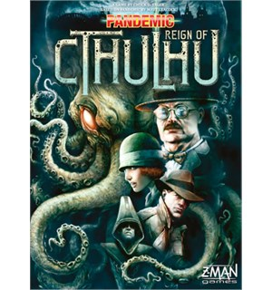 Pandemic Reign of Cthulhu Brettspill