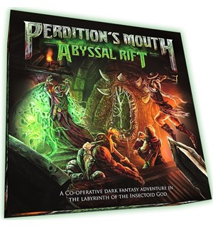Perditions Mouth Abyssal Rift Brettspill Revised Edition