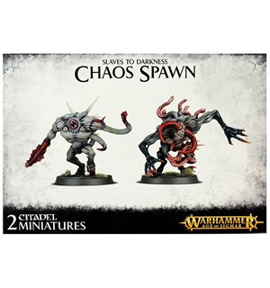 Slaves to Darkness Chaos Spawn Warhammer Age of Sigmar