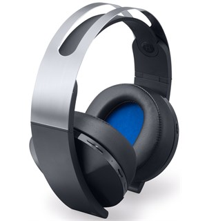 Sony Platinum Wireless Headset PS4