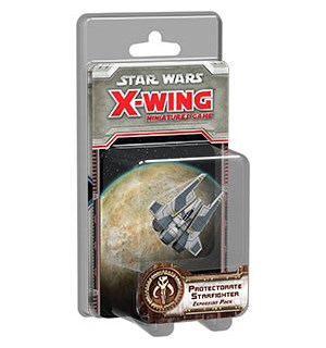 Star Wars X-Wing Protectorate StarFighte Expansion/Tilleggspakke Starfighter