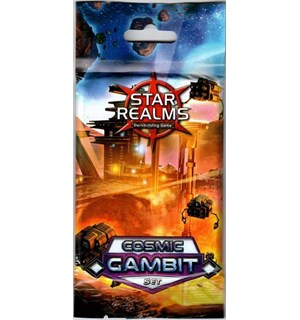 Star Realms Cosmic Gambit Set Expansion Expansion/Utvidelse til Star Realms