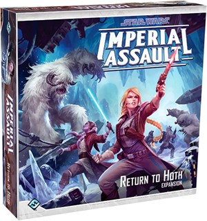 Star Wars IA Return to Hoth Expansion Utvidelse til Star Wars Imperial Assault