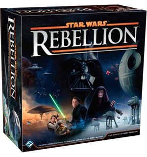 Star Wars Rebellion Brettspill