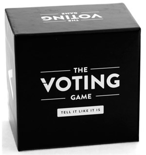 The Voting Game Kortspill