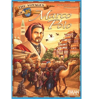 Voyages of Marco Polo Brettspill