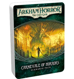 Arkham Horror TCG Carnevale of Horrors Utvidelse til Arkham Horror Card Game
