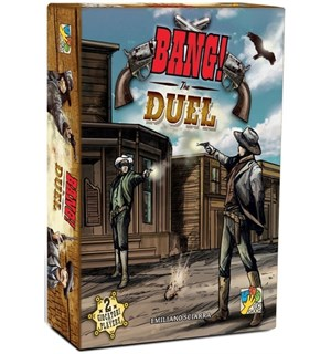 Bang! The Duel Kortspill