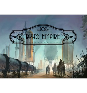 Brass Empire Kortspill