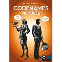 Codenames Pictures Kortspill