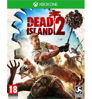 Dead Island 2 m/ bonus Xbox One Pre-order og få Golden State Weapon Pack
