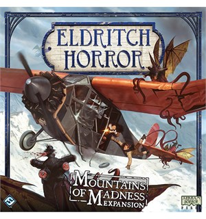 Eldritch Horror Mountains of Madness Exp Mountains of Madness Expansion